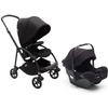 Bugaboo Bee6 and Turtle One Travel System
