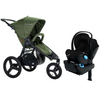 Bumbleride Speed and Clek Liing Travel System