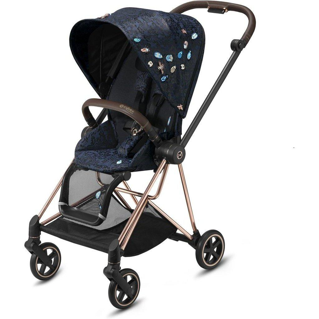 Cybex Mios2 Stroller and Carry Cot Bundle - Jewels of Nature