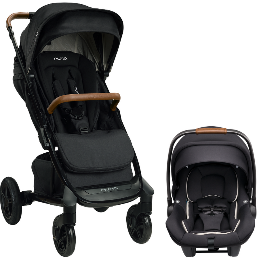 Nuna TAVO Next and PIPA Lite R Travel System