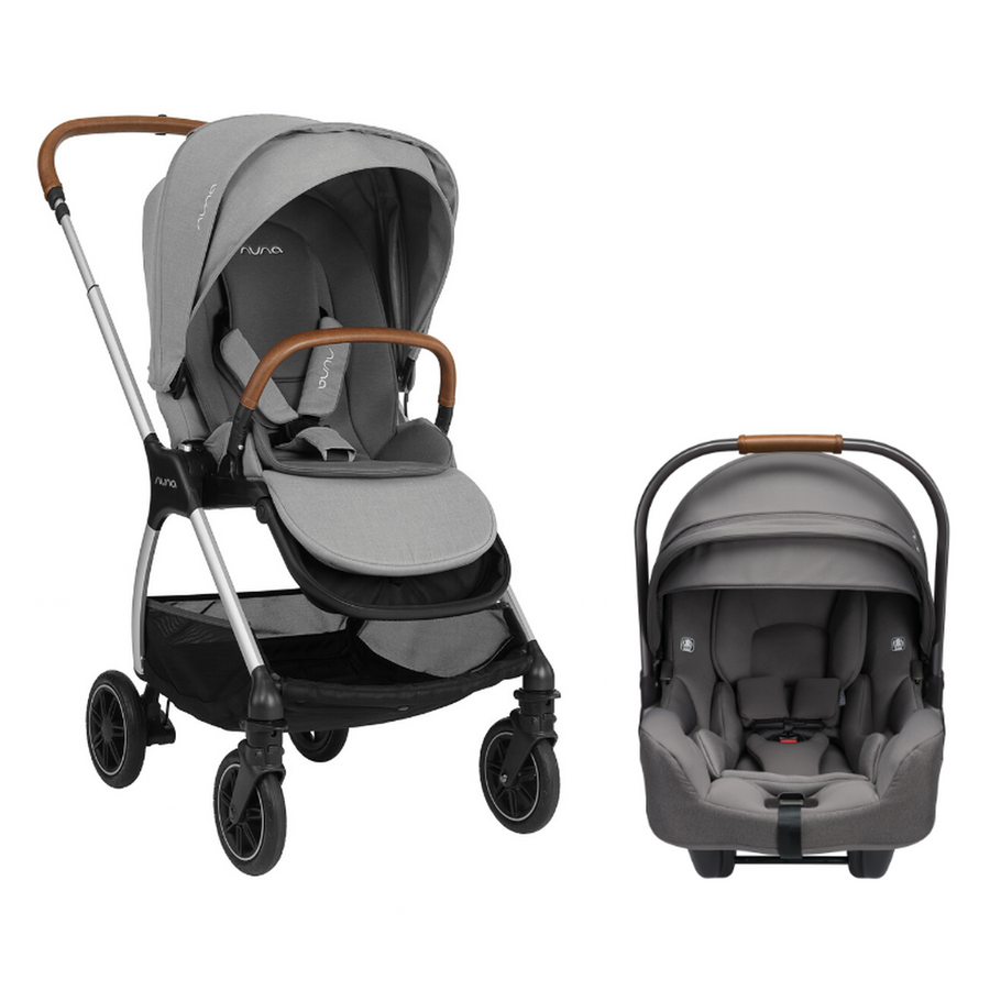 Nuna TRIV and PIPA RX Travel System