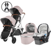 UPPAbaby VISTA V2 Double Stroller and MESA Travel System