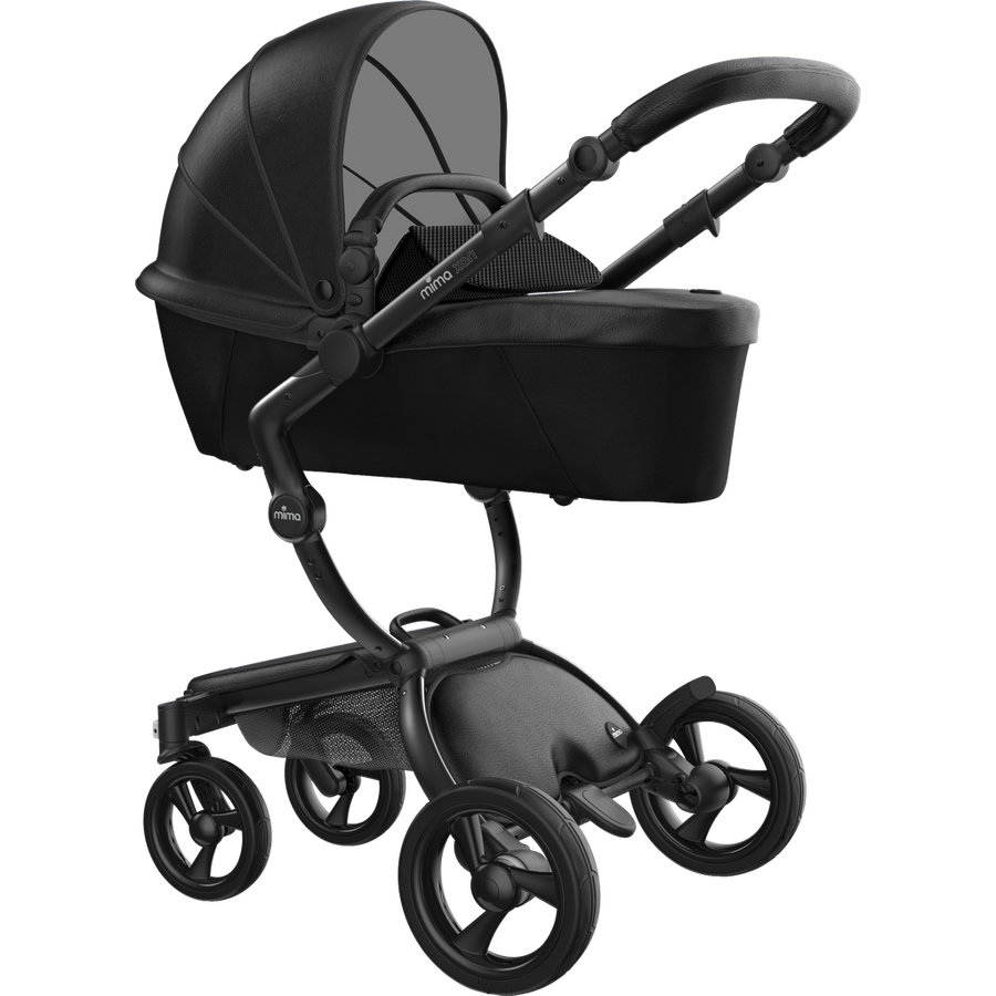 Mima Xari Complete Stroller with Car Seat Adapters