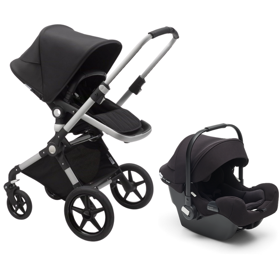 Bugaboo Lynx and Turtle One Travel System
