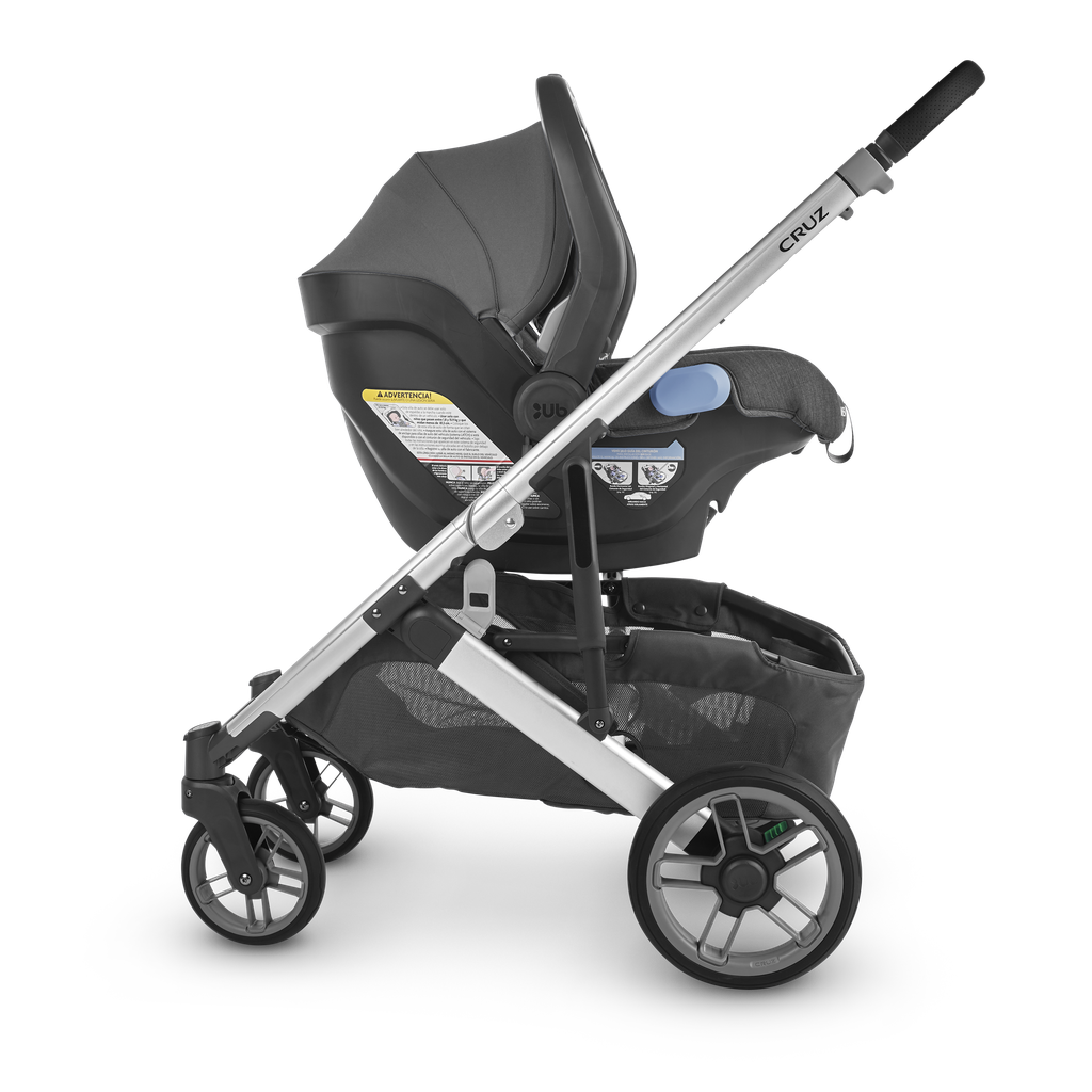 2021 UPPAbaby CRUZ V2 and MESA Travel System