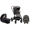 2021 Nuna MIXX Next Bundle - Stroller, Bassinet and PIPA Lite LX Infant Car Seat