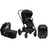 2021 Nuna MIXX Next Bundle - Stroller, Bassinet and PIPA Lite R Infant Car Seat
