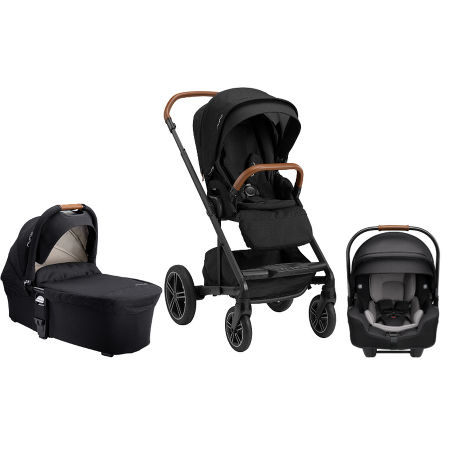 2021 Nuna MIXX Next Bundle - Stroller, Bassinet and PIPA RX Infant Car Seat