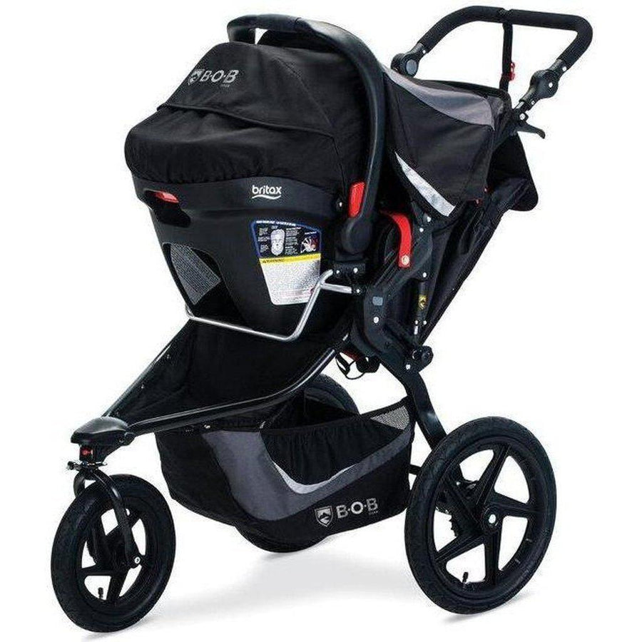 BOB Revolution Flex 3.0 Travel System - Stroller, B-SAFE 35 Car Seat, and Adapter