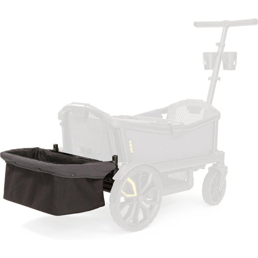Veer Cruiser All-Terrain Wagon and Foldable Storage Basket Bundle