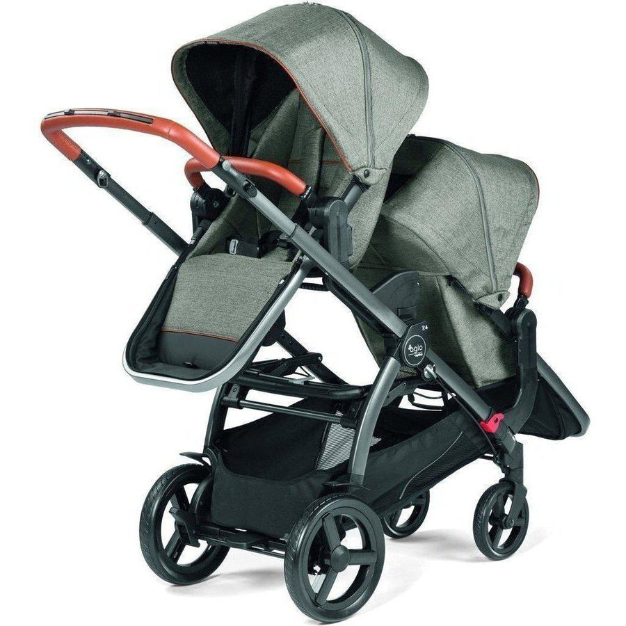 Agio Z4 Double Stroller by Peg-Perego