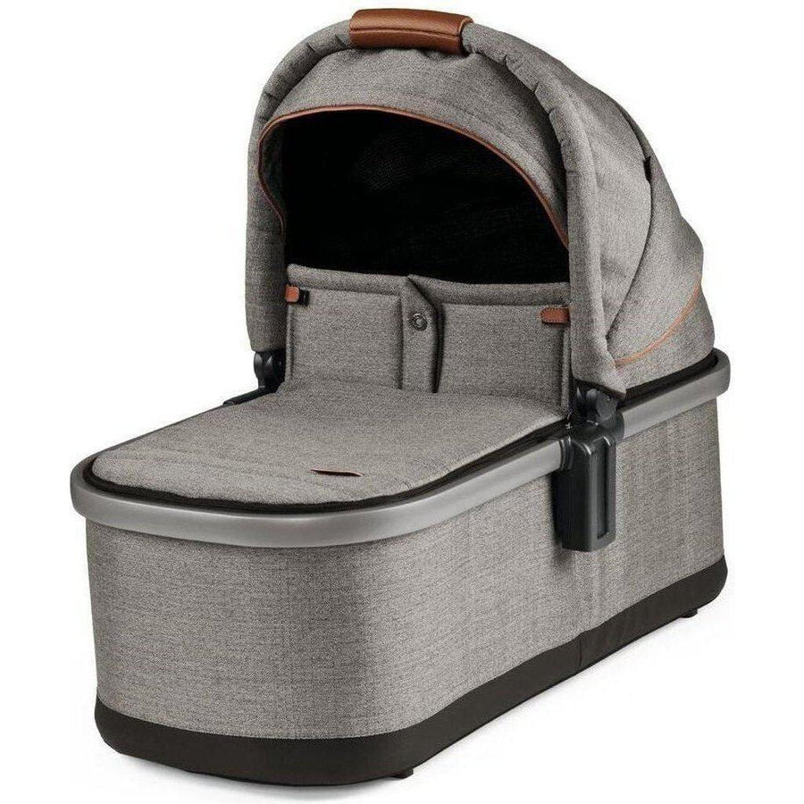 Agio Z4 Bassinet by Peg-Perego-Agio Black-IN0800BX00BA13-Strolleria