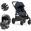 Baby Jogger City Select LUX and City GO 2 Travel System-Indigo-2008401 / 2082708 / 1967362-Strolleria