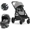 Baby Jogger City Select LUX and City GO 2 Travel System-Slate-2008304 / 2082708 / 1967362-Strolleria