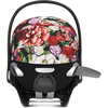 Cybex Cloud Q Infant Car Seat with SensorSafe - Spring Blossom-Light-519004367-Strolleria