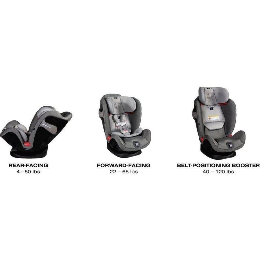 Cybex Eternis S SensorSafe All-in-One Car Seat-Denim Blue-518002883-Strolleria