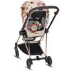 Cybex Mios2 Bundle - Stroller, Carry Cot and Cloud Q - Spring Blossom-Light-519004001 / 519003269 / 519004367 / 519004017-Strolleria