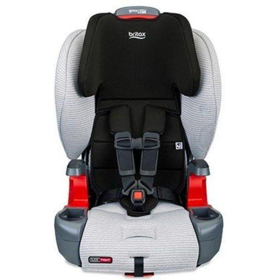 Britax Grow With You ClickTight Harness-2-Booster Car Seat - Clean Comfort