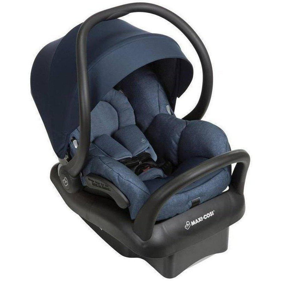 Maxi Cosi Mico Max 30 Infant Car Seat and Black Base-Nomad Black-IC302ETK-Strolleria