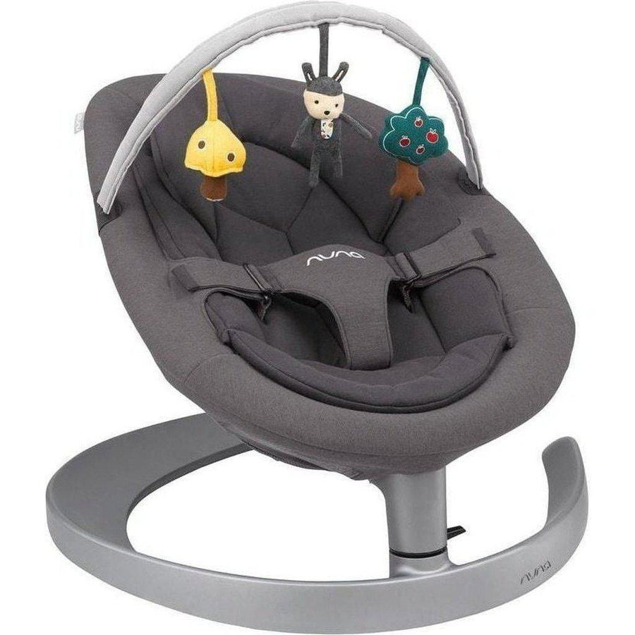 Nuna LEAF Grow Lounger with Toy Bar