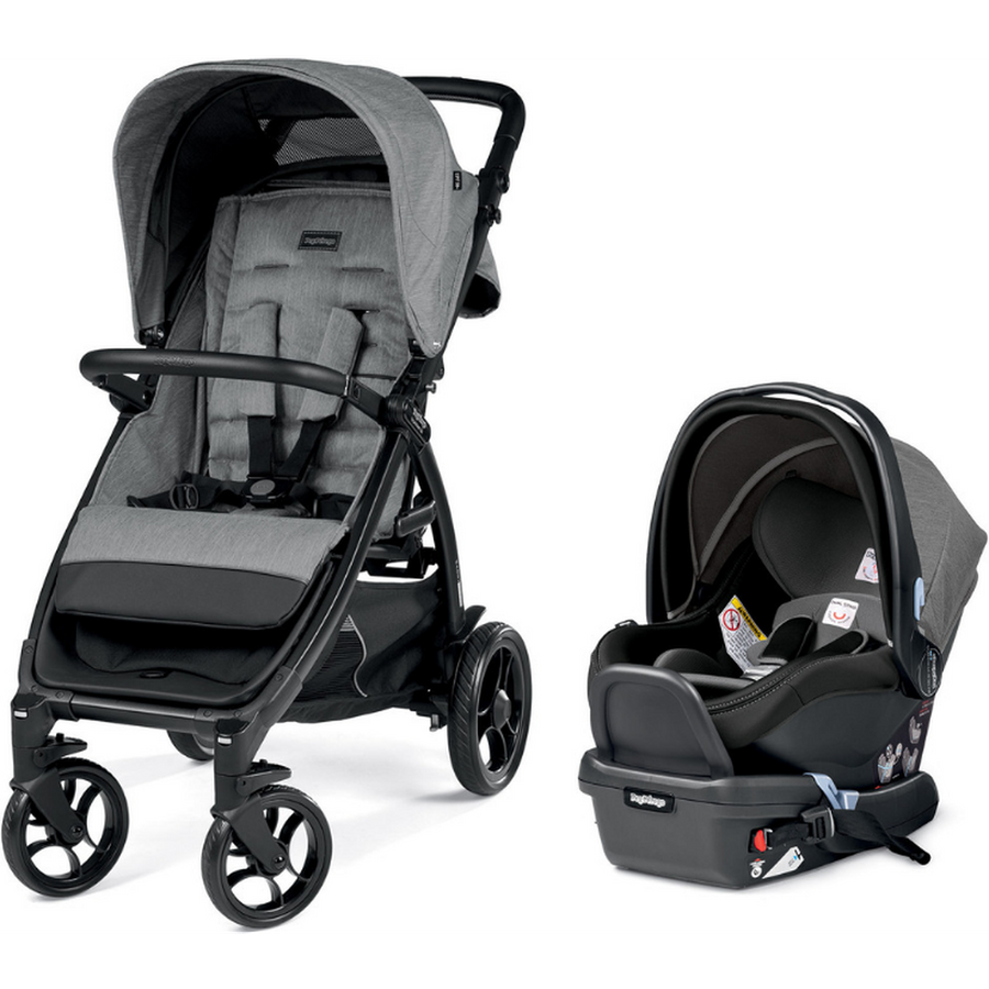 Peg-Perego Booklet 50 and Primo Viaggio 4-35 Travel System