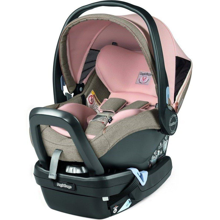 Peg-Perego Primo Viaggio 4-35 Nido Infant Car Seat and Base-Atmosphere Gray-IMPV04US35DX53TS53-Strolleria