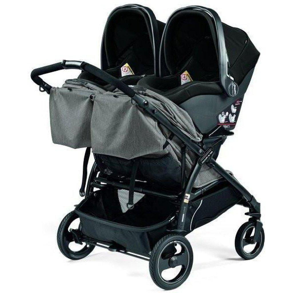 peg perego twin car seat adapter book for two