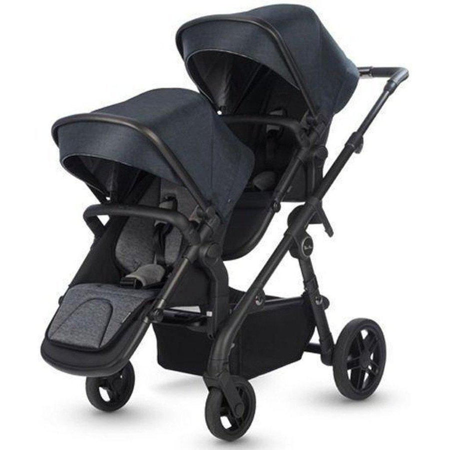 Silver Cross Coast Double Stroller