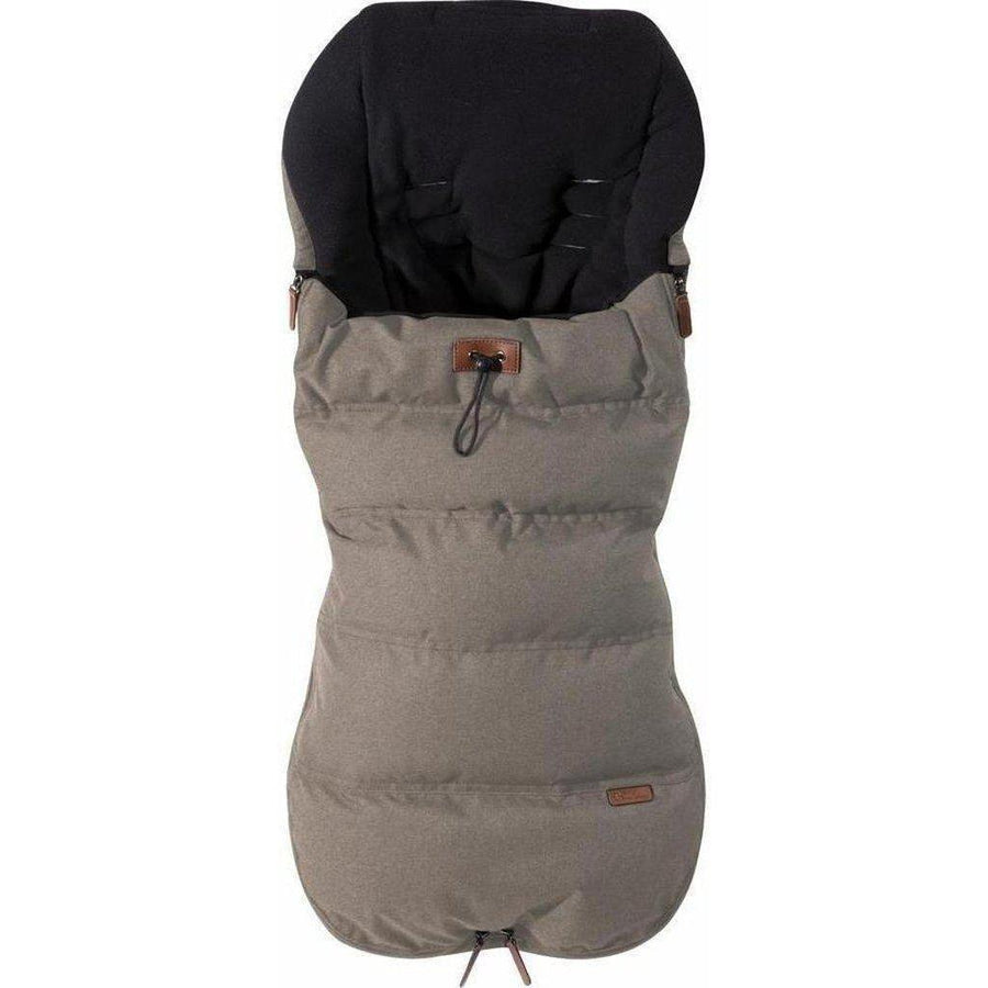 Silver Cross Wave - Premium Footmuff-Granite-SX5045.GR-Strolleria