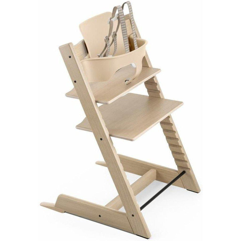 Stokke Tripp Trapp High Chair with Baby Set | Strolleria