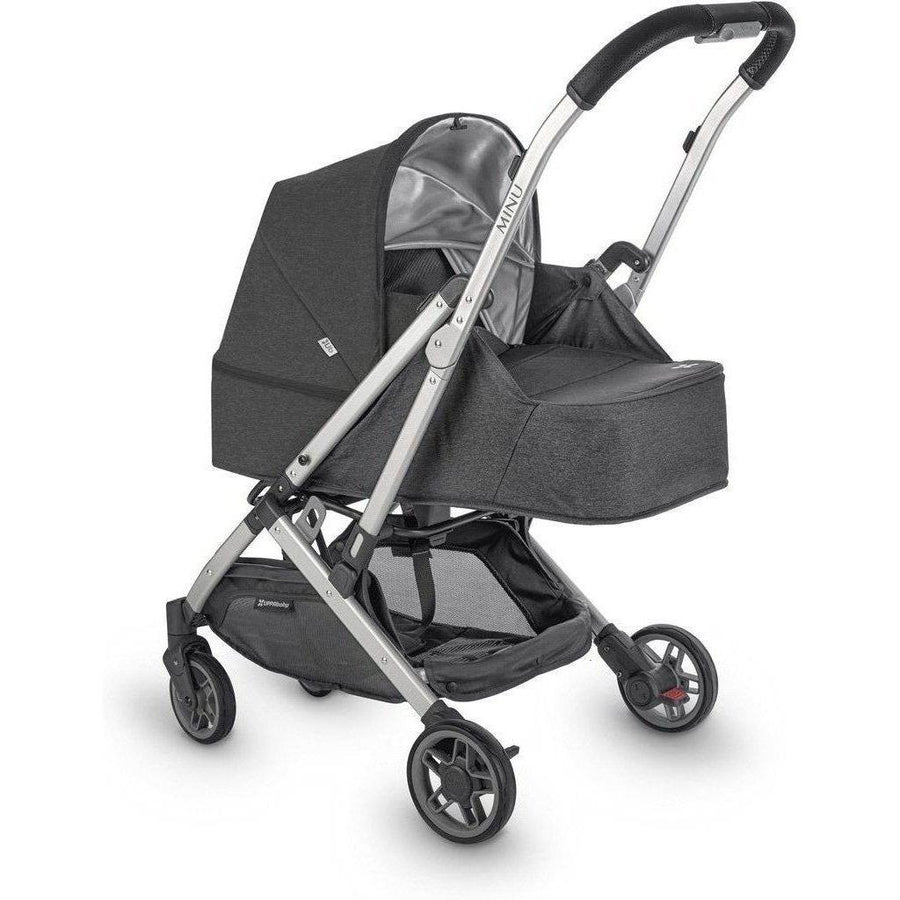 UPPAbaby From Birth Kit - MINU-Jake Black Melange-0918-MBK-US-JKE-Strolleria