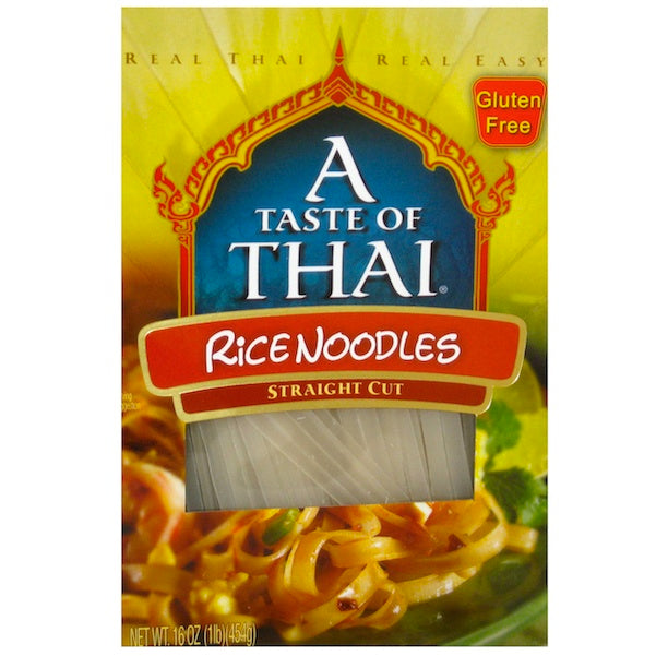 A Taste Of Thai Rice Noodles (6x1LB ) A Taste Of Thai Rice Noodles (6x1LB )