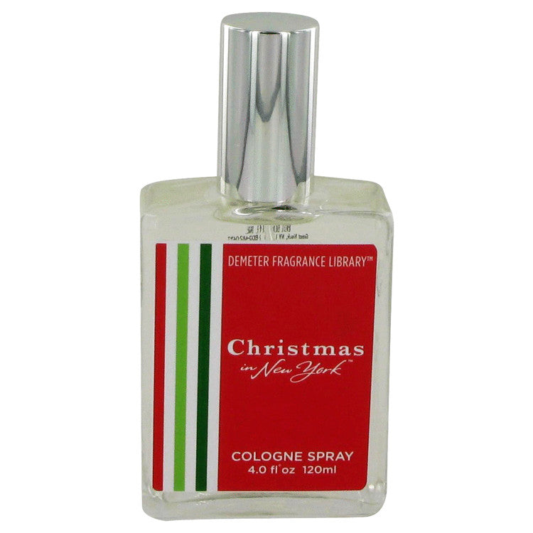 Demeter by Demeter Christmas in New York Cologne Spray 4 oz
