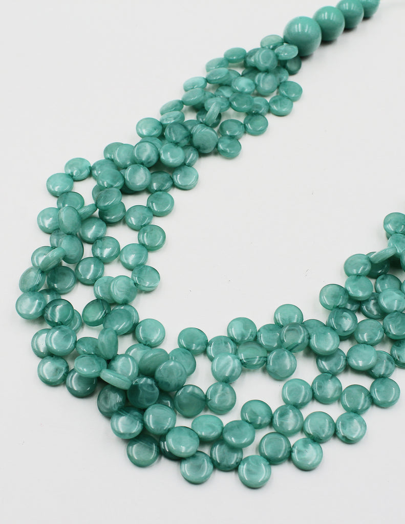 Leopard Print Leather Earrings with Cactus Print