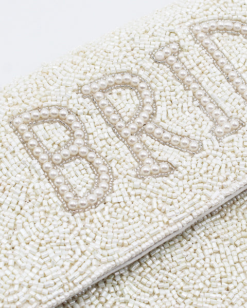 Faceted Metal Ring Necklace with Jumbo Pearls