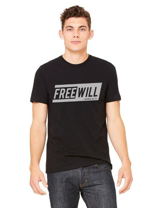 Men's FREEWILL Short Sleeve Crew