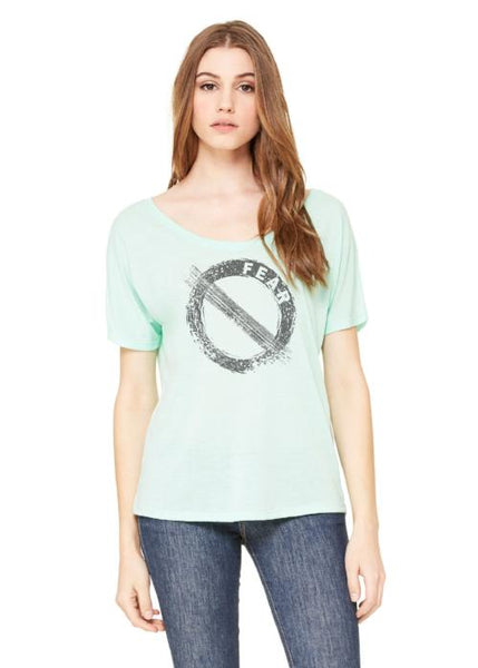 Fearless Slouchy Tee