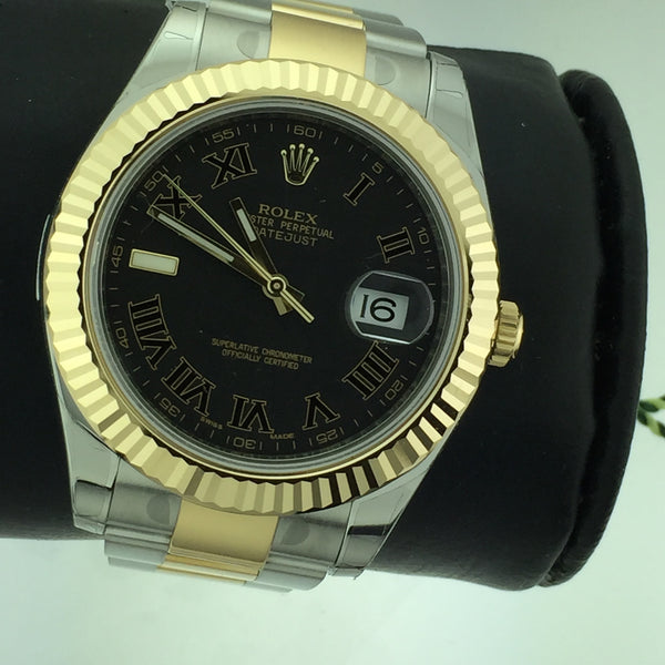 Two-Tone Rolex Datejust II