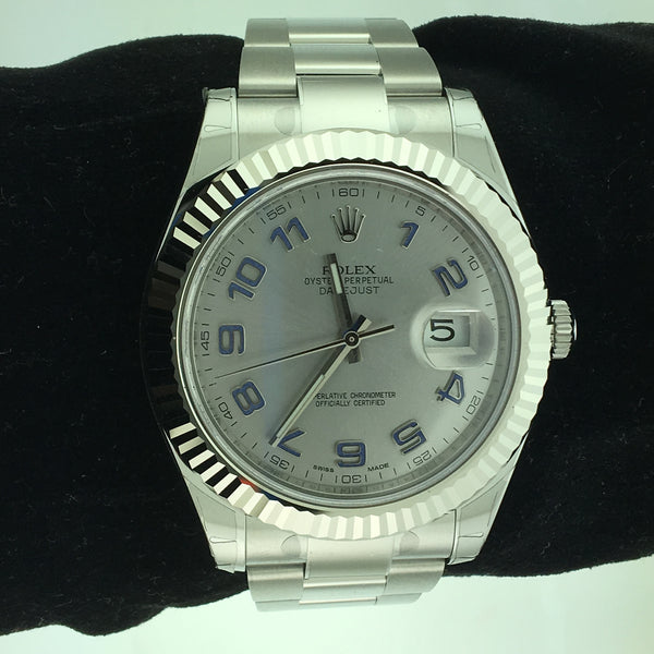 Rolex Datejust II Stainless Steel