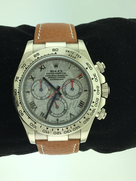 White Gold Daytona