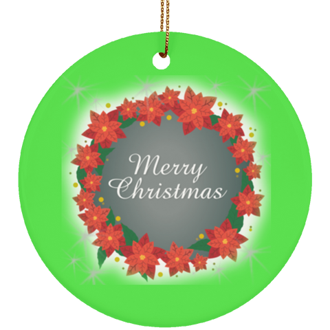 ceramic christmas tree ornaments