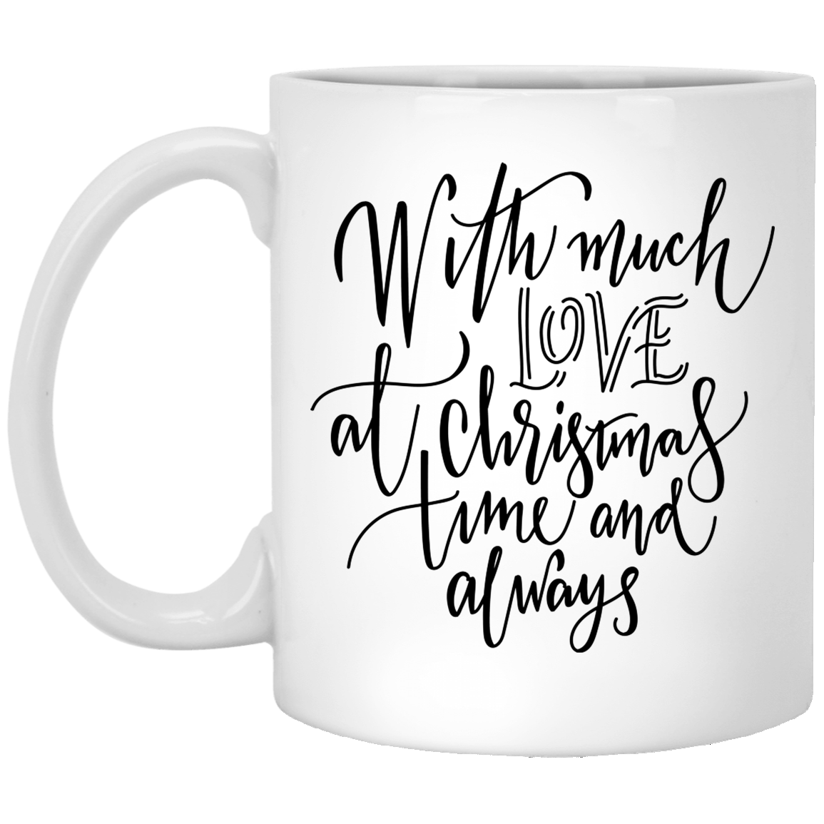Christmas Gift For GirlFriend Custom Christmas Coffee Mug For Him Christmas Mug For Her Ceramic Coffee Cup Custom Mug