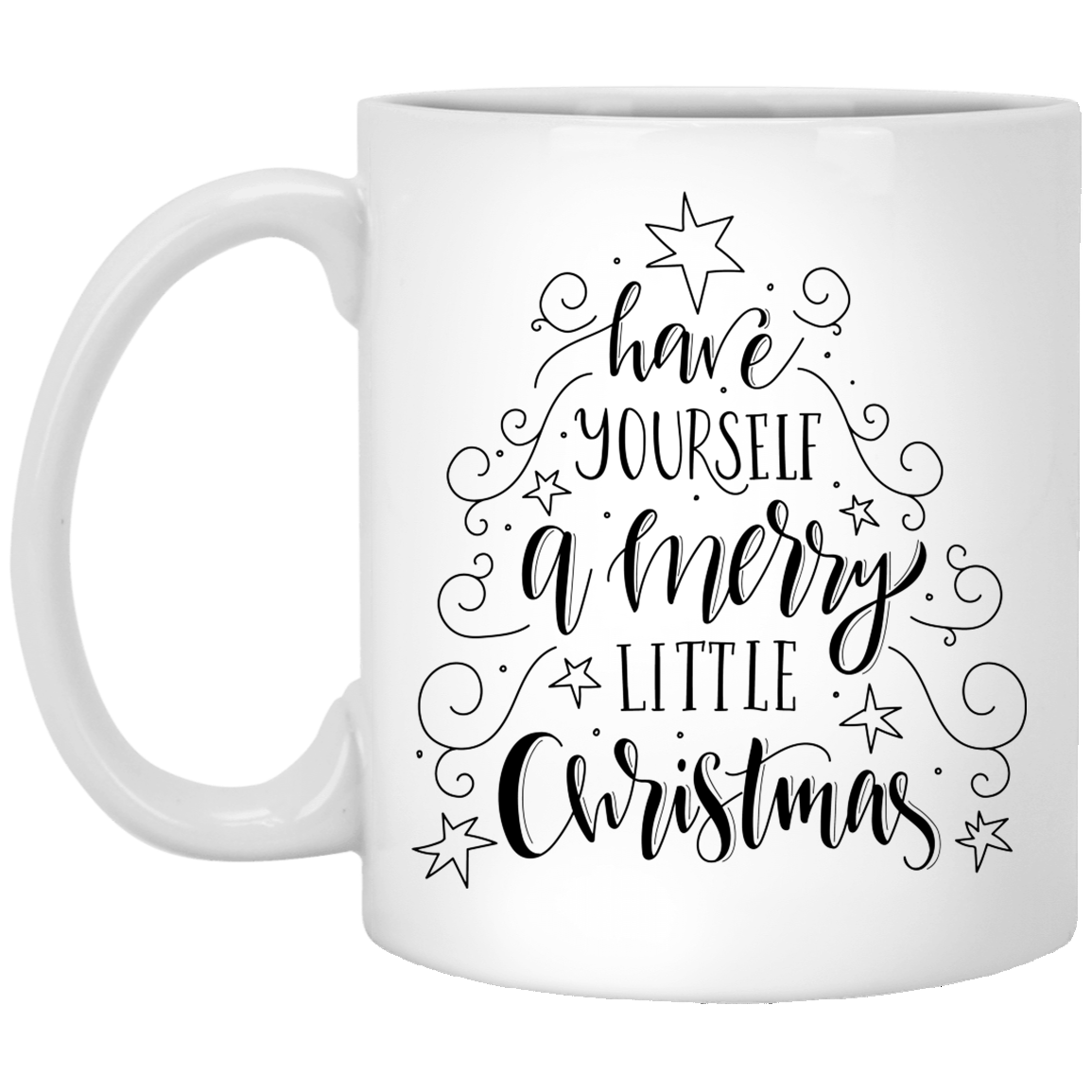 Christmas Coffee Mug Christmas Gift Gift For Friend Best Friends Gift Ceramic Cup BFF Gift Christmas Gifts For Her Custom Coffee Mug