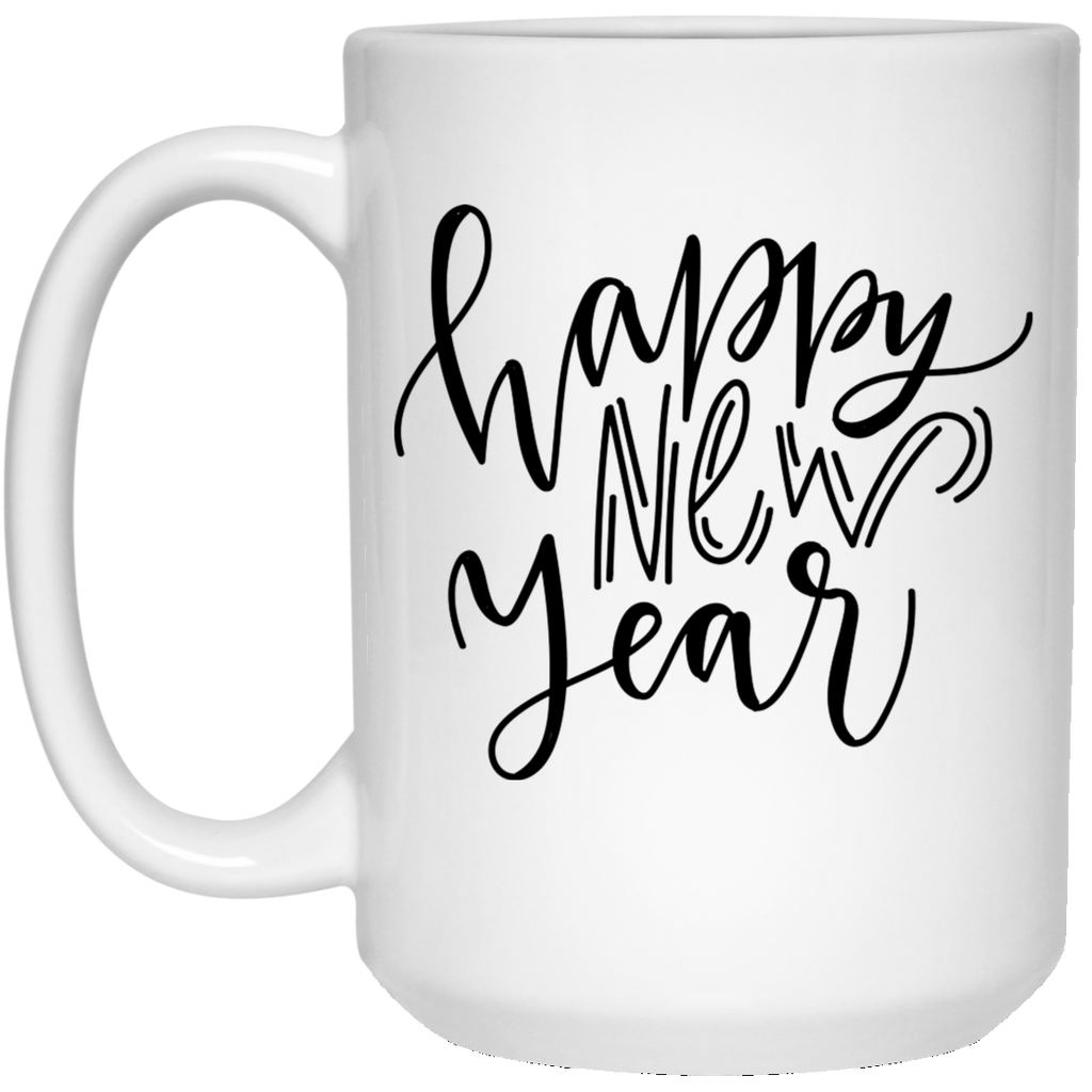 Ceramic Coffee Cup Happy New Year Christmas Gift Christmas Mug Christmas Coffee Mug Custom Mug Holiday Mug Winter Mug Gift For Friend