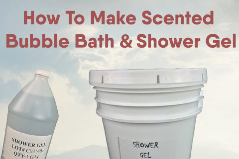 how-showergel