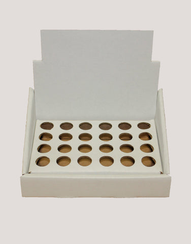 Display 1/3 oz. Roll-on 24 Count