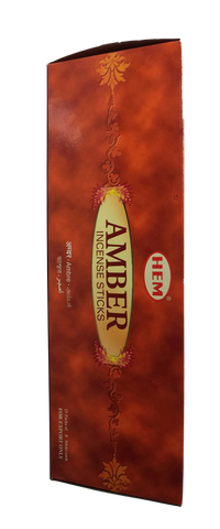 Amber indian Incense