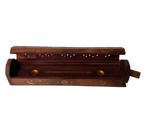 Coffin Incense Ash Catcher