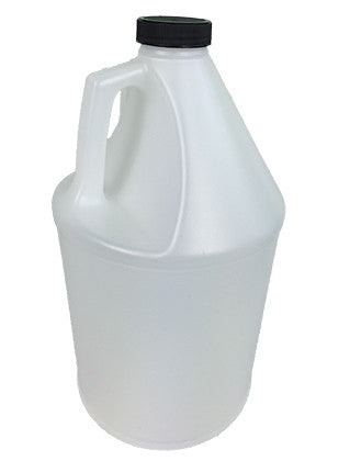 Natural Gallon Jugs (Clear Frosted)