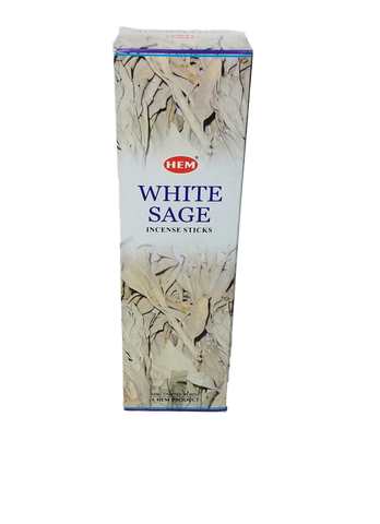 White Sage indian Incense